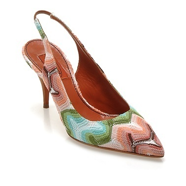 Missoni Ayakkabı Renkli
